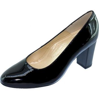 Schoenen Dames pumps Les Escarpins D'hotesses Marignane Alarm Free Pompen Stewardess Zwart