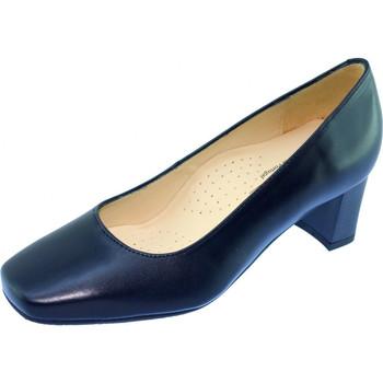 Schoenen Dames pumps Les Escarpins D'hotesses Papeete Alarm Free Pompen Stewardess Marineblauw