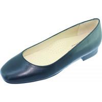 Schoenen Dames Ballerina's Les Escarpins D'hotesses Squint Alarm Free Ballerina's Stewardess Marineblauw