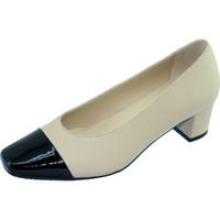 Schoenen Dames pumps Angelina Winnie Pompen Stewardess Beige