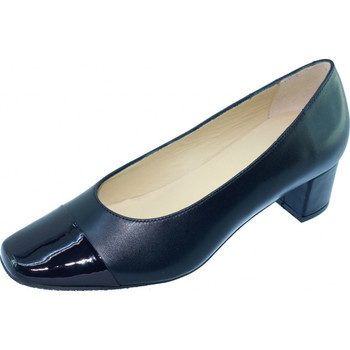 Schoenen Dames pumps Angelina Winnie Pompen Stewardess Marineblauw