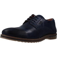 Schoenen Heren Derby Cetti C1212 Blauw
