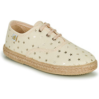 Schoenen Meisjes Lage sneakers Citrouille et Compagnie OWAZA Goud