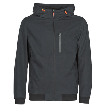 Textiel Heren Wind jackets Jack & Jones JCOALU Zwart
