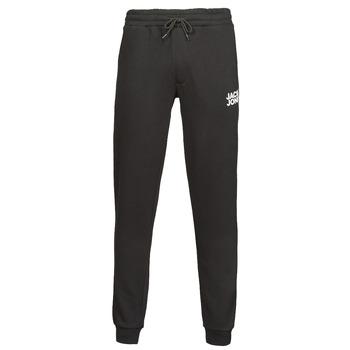 Textiel Heren Trainingsbroeken Jack & Jones JJIGORDON Zwart
