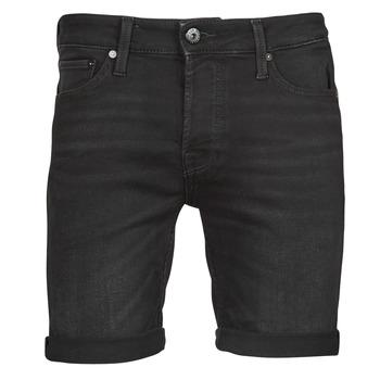 Textiel Heren Korte broeken / Bermuda's Jack & Jones JJIRICK Zwart