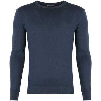 Textiel Heren Truien Roberto Cavalli  Blauw