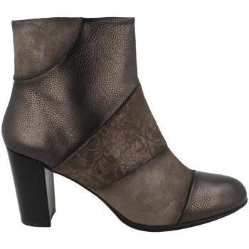 Schoenen Dames Enkellaarzen Hispanitas  Gris