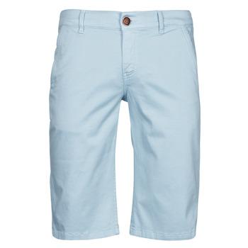 Textiel Heren Korte broeken / Bermuda's Yurban OCINO Blauw