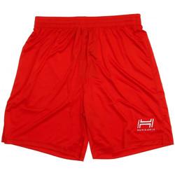 Textiel Heren Korte broeken / Bermuda's Hungaria  Rood