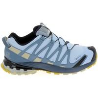 Schoenen Wandelschoenen Salomon XA Pro GTX Bleu Ciel Blauw