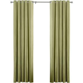 Wonen Gordijnen, vitrages, jaloezieën Riva Home Taille 1: 117 x 137cm Groen