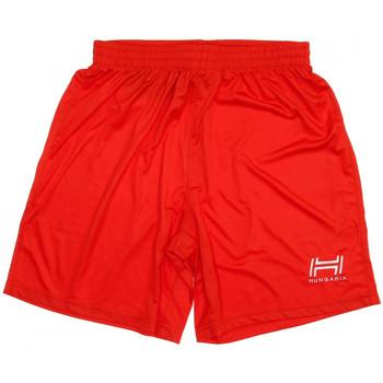 Textiel Jongens Korte broeken / Bermuda's Hungaria  Rood