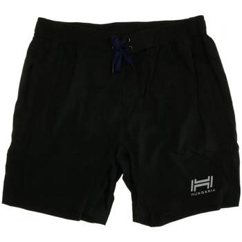 Textiel Jongens Korte broeken / Bermuda's Hungaria  Zwart