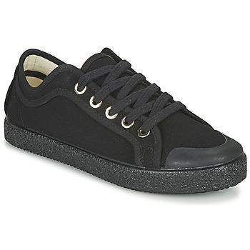 Schoenen Dames Lage sneakers Dream in Green OBRINDILLE Zwart