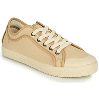 Schoenen Dames Lage sneakers Dream in Green OBRINDILLE Beige