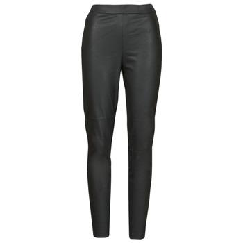 Textiel Dames Leggings Vero Moda VMJANNI Zwart