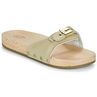 Schoenen Dames Leren slippers Scholl PESCURA FLAT Beige