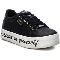 Schoenen Dames Lage sneakers Refresh 103042 Zwart