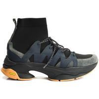 Schoenen Heren Hoge sneakers Cerruti 1881  Blauw