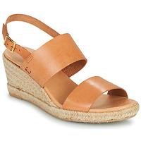 Schoenen Dames Sandalen / Open schoenen Dream in Green OLEM Tan