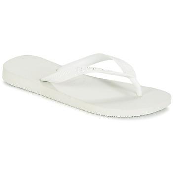 Schoenen Slippers Havaianas TOP Wit