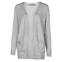 Textiel Dames Vesten / Cardigans Only ONLLESLY Grijs