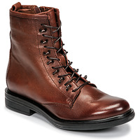 Schoenen Dames Laarzen Mjus CAFE Brown