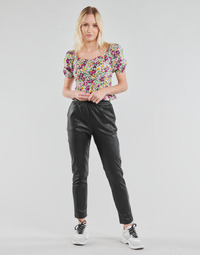 Textiel Dames 5 zakken broeken Yurban OPATI Zwart