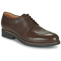 Schoenen Heren Derby & Klassiek Pellet Magellan Brown