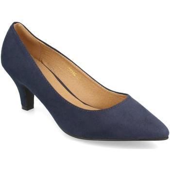 Schoenen Dames pumps Benini A8146 Azul
