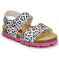 Schoenen Meisjes Sandalen / Open schoenen Citrouille et Compagnie BELLI JOE Leopard