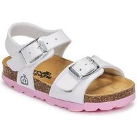 Schoenen Meisjes Sandalen / Open schoenen Citrouille et Compagnie RELUNE Wit