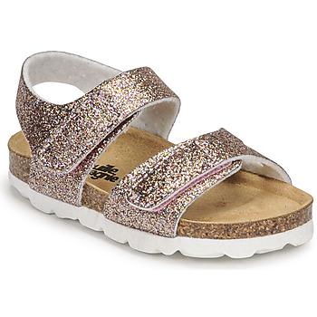 Schoenen Meisjes Sandalen / Open schoenen Citrouille et Compagnie BELLI JOE Multikleuren