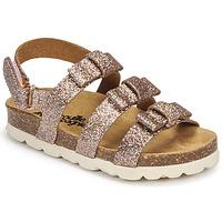 Schoenen Meisjes Sandalen / Open schoenen Citrouille et Compagnie OLIA Multikleuren