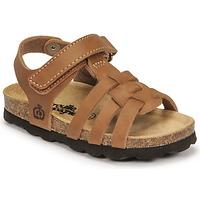 Schoenen Jongens Sandalen / Open schoenen Citrouille et Compagnie JANISOL Brown