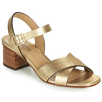 Schoenen Dames Sandalen / Open schoenen JB Martin OXIA Goud