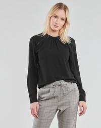 Textiel Dames Tops / Blousjes Only ONLNEW MALLORY Zwart