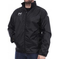 Textiel Heren Wind jackets Hungaria  Zwart
