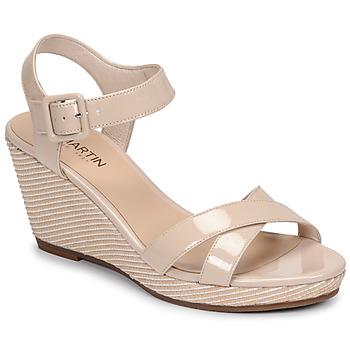 Schoenen Dames Sandalen / Open schoenen JB Martin QUERIDA Nude