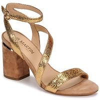 Schoenen Dames Sandalen / Open schoenen JB Martin KRYSTEN Gold