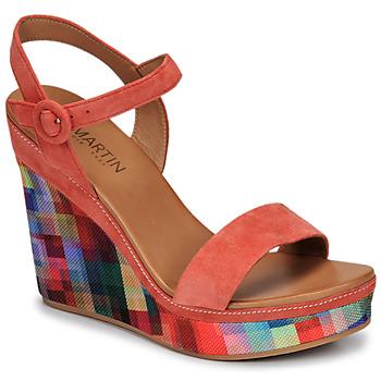 Schoenen Dames Sandalen / Open schoenen JB Martin LIVE Multikleuren