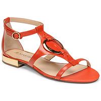 Schoenen Dames Sandalen / Open schoenen JB Martin BOCCIA Papaye