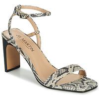 Schoenen Dames Sandalen / Open schoenen JB Martin DITA Zwart