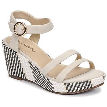 Schoenen Dames Sandalen / Open schoenen JB Martin DORKA Grès