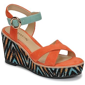 Schoenen Dames Sandalen / Open schoenen JB Martin EMEA Papaye