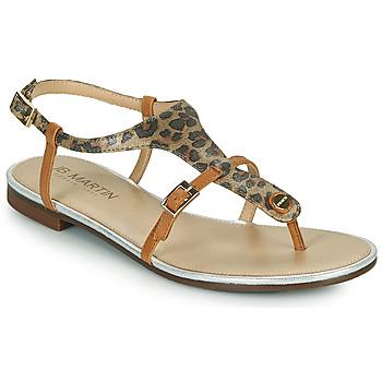 Schoenen Dames Sandalen / Open schoenen JB Martin GAELIA Argan