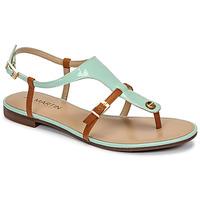 Schoenen Dames Sandalen / Open schoenen JB Martin GAELIA Blauw