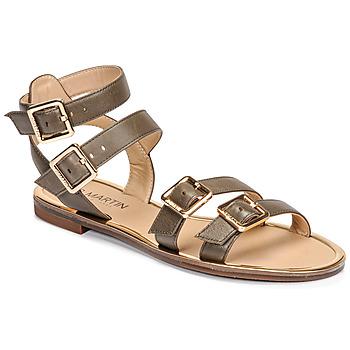 Schoenen Dames Sandalen / Open schoenen JB Martin GAPI Olijf