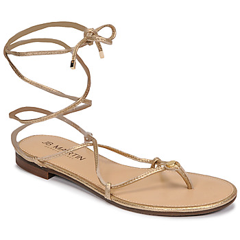 Schoenen Dames Sandalen / Open schoenen JB Martin GERONA Goud